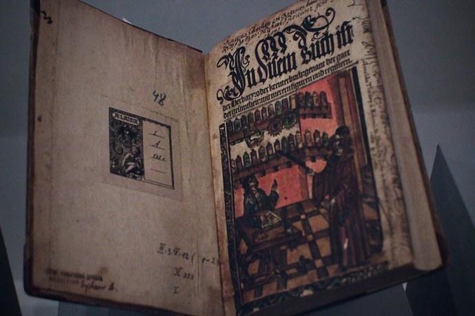 Obr. 2 Josef Mánes, Exlibris pro Vojtěcha rytíře Lannu, dřevoryt, 1868.Foto Jiří Švestka.jpg
